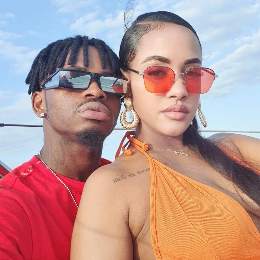 Tanasha Donna regrette d'avoir eu un enfant avec Diamond Platnumz