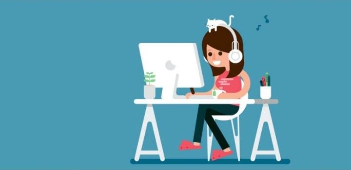 Vous travaillez à domicile? Utilisez ces 6 conseils pour de meilleurs appels vidéo