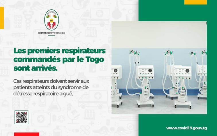 Togo: Les premiers respirateurs en cours d'installation au CHR-Lomé Commune