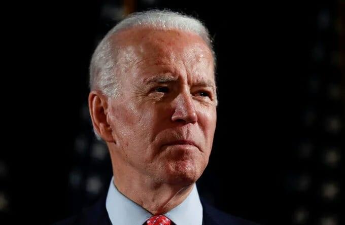 Une femme accuse Joe Biden de l'avoir agressée s€xu3llement
