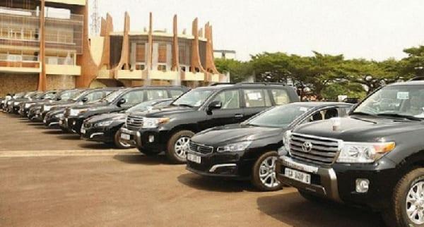 Lutte contre Covid-19 : l'OMS offre 14 véhicules au Cameroun