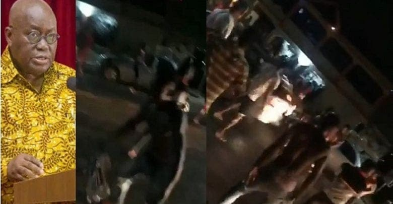 Vidéo: les Ghanéens célèbrent la levée du confinement de 21 jours dans les rues