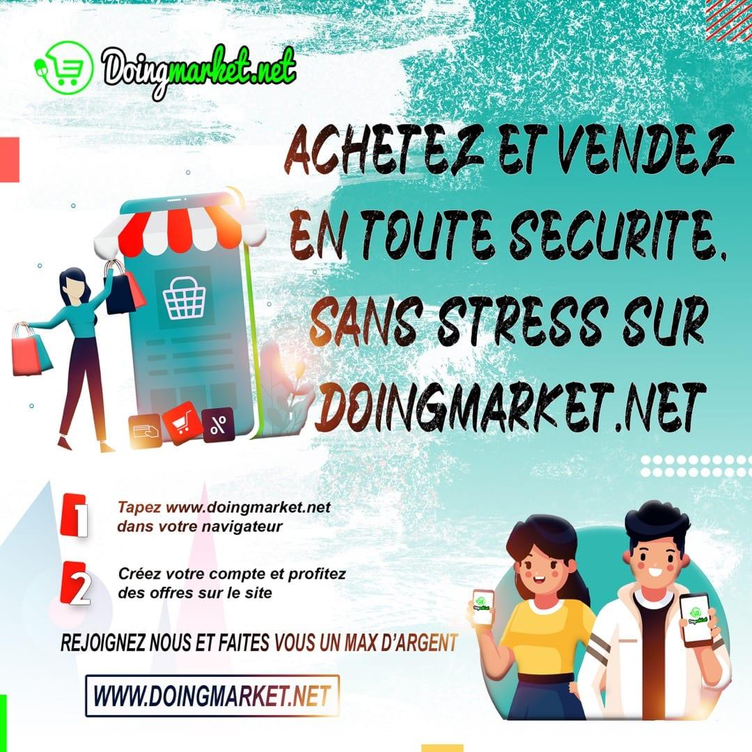 Doingmarket.net , le nouveau visage du e-commerce