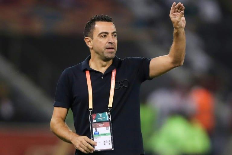 Xavi postule pour entraîner le Barça