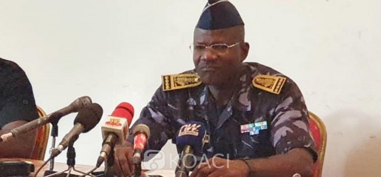 « Celui qui répondra à l'appel de la dynamique Mgr Kpodzro ira en prison », le chef de la police nationale