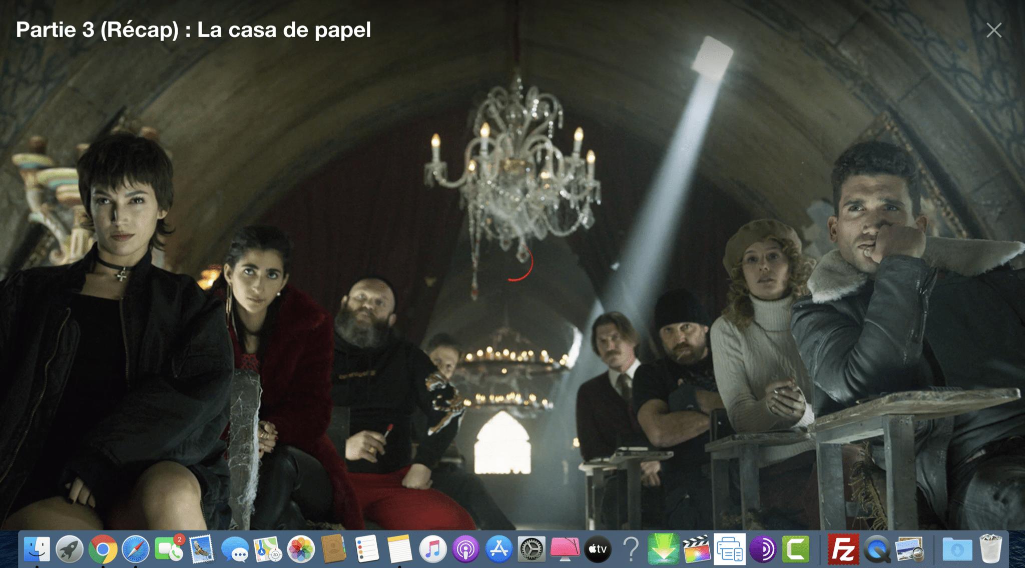 La Casa de Papel (Netflix) saison 4 est enfin disponible