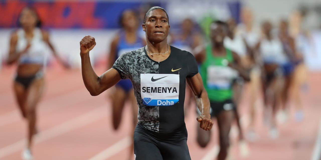 Caster Semenya : histoire d'une athlète hyperandrogène