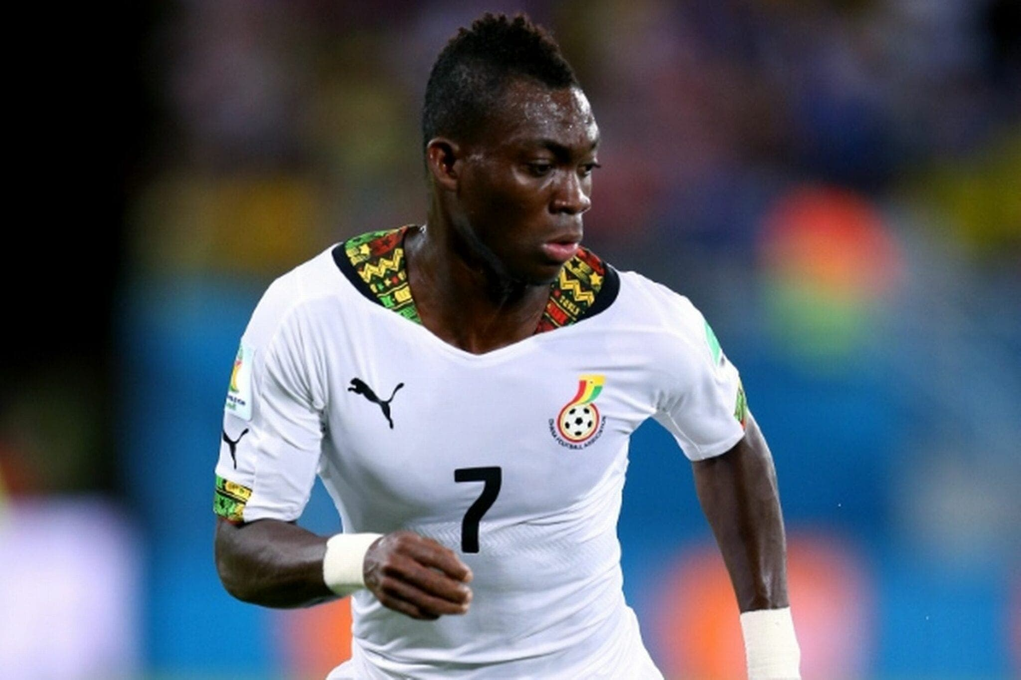 Football/Ghana : Christian Atsu annonce sa retraite internationale