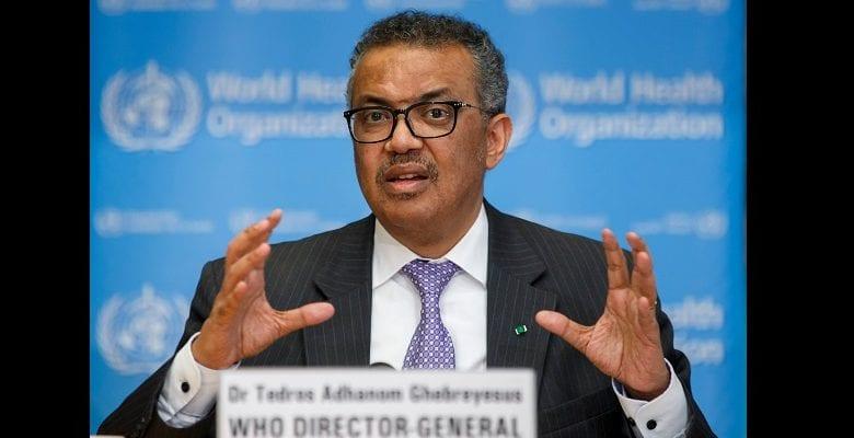 « l'Afrique ne peut pas et ne sera un terrain d'essai pour aucun vaccin », directeur général de l'OMS