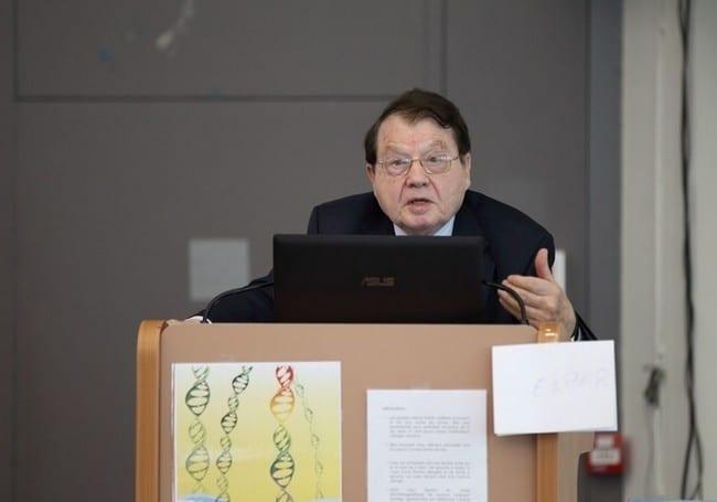 """Le coronavirus est """"sorti"""" d'un laboratoire de Wuhan selon le prix Nobel de médecine Luc Montagnier"""