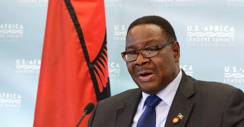 Covid-19: le président du Malawi baisse son salaire pour lutter contre la pandémie