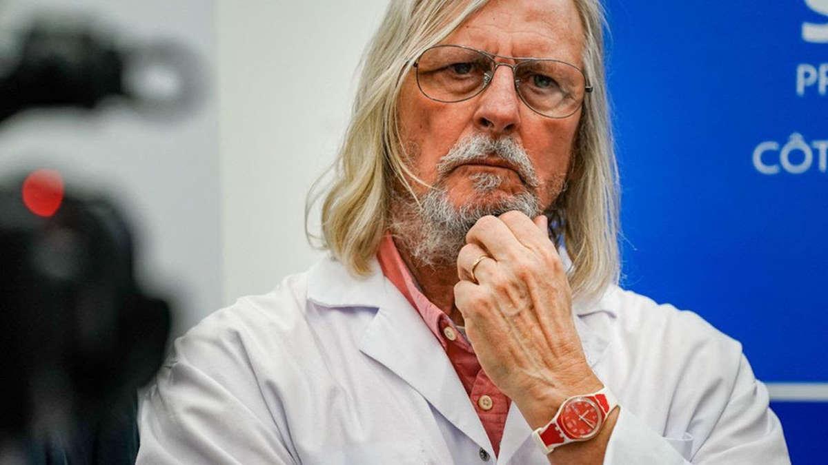 Le professeur Didier Raoult doute d'une deuxième vague du Coronavirus