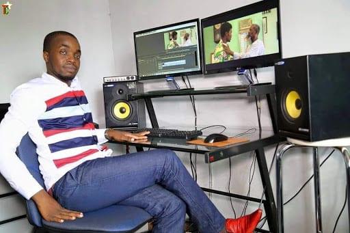 Togo : Steven AF dévoile l'affiche de son nouveau film