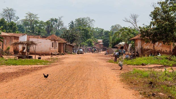 Togo : une femme réclame la propriété de tout le village de Klobatème