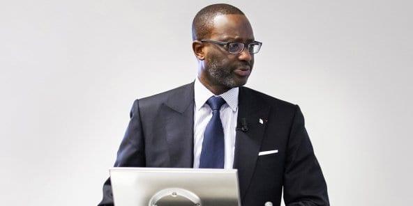 Finance : Tidjane Thiam, le banquier qui dérangeait la Suisse