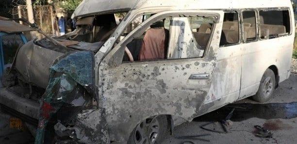 Afghanistan: deux employés d'une chaîne de télévision tués dans une explosion