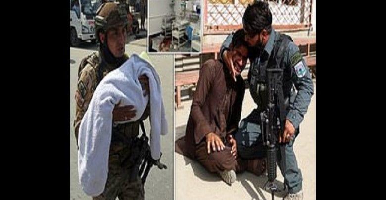 Afghanistan: des nouveaux-nés et 12 personnes tués dans l'attaque d'une maternité (photos)