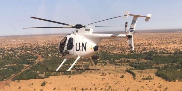 Au Mali, une meilleure couverture aérienne mettrait-elle fin aux massacres dans le Centre ?