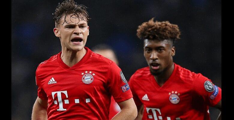 Bayern Munich: Joshua Kimmich inscrit « le plus beau but de sa carrière » contre Dortmund