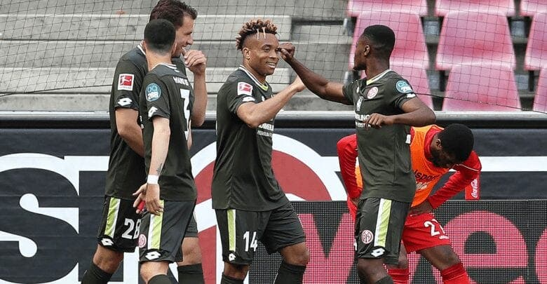 Bundesliga : Mayence porté par ses talents africains