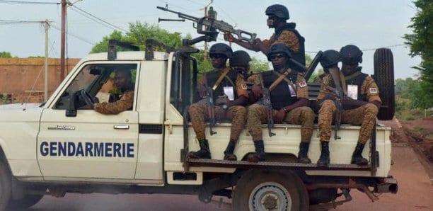 Burkina Faso : 12 suspects de «terrorisme» retrouvés morts dans leur cellule