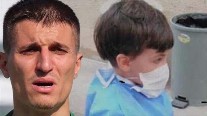 Un footballeur turc avoue le meurtre de son fils malade du Covid-19