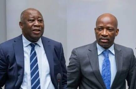Laurent Gbagbo et Charles Blé Goudé sont à nouveau devant la CPI