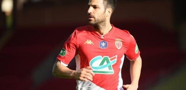 Cesc Fabregas (Monaco) : « C'était peut-être un peu trop tôt »