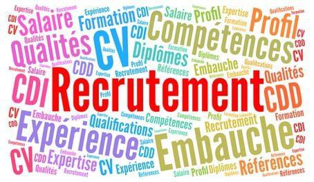Recrutement De 03 Postes pré-emplois