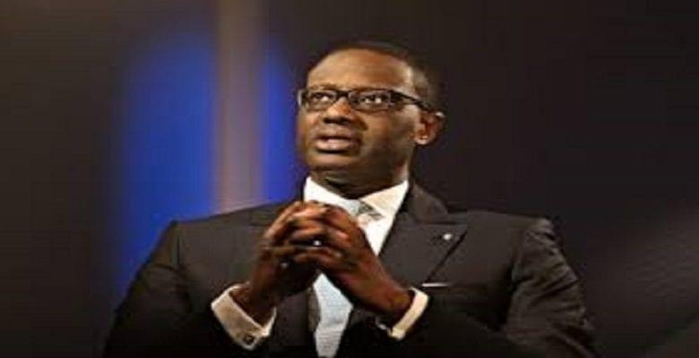 Côte d'Ivoire: Tidjane Thiam parle de sa candidature à la présidentielle
