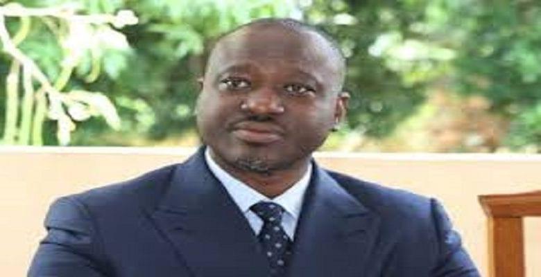 Côte d'Ivoire: le message de Soro Guillaume au 1er ministre Amadou Gon évacué en France
