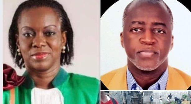 Côte d'Ivoire : professeure Adonis-Koffi Laurence, son époux et son enfant tués dans un grave accident à Abidjan