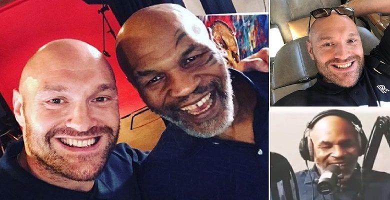Combat de la Charité : Mike Tyson montera sur le ring contre Tyson Fury?