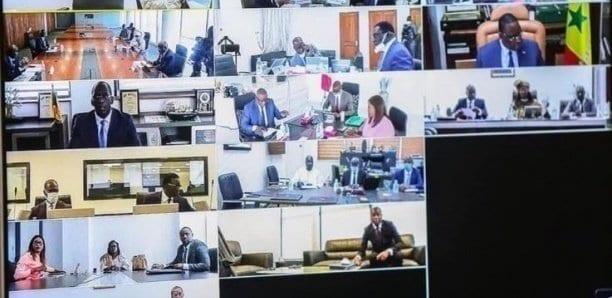 Communique du Conseil des ministres du 13 mai 2020