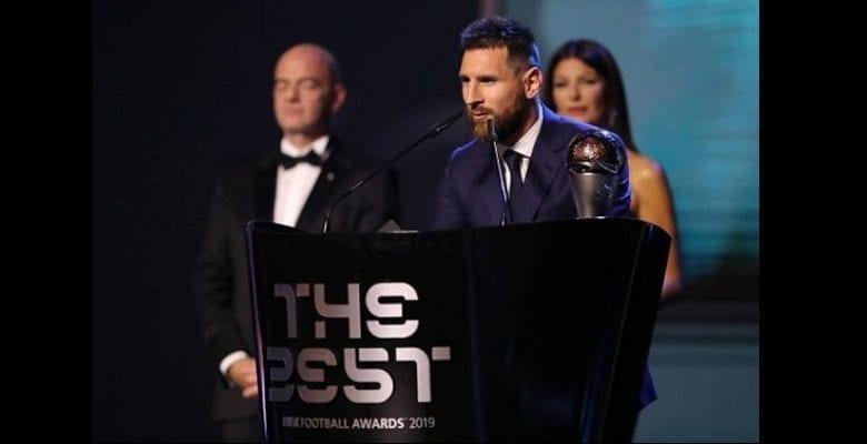 Coronavirus: la FIFA annule la cérémonie de remise de prix « The Best »