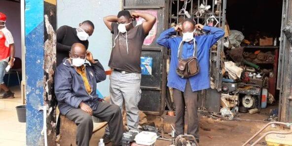 Coronavirus au Cameroun : pouvoir et opposition s'accusent mutuellement de vouloir surfer sur la crise