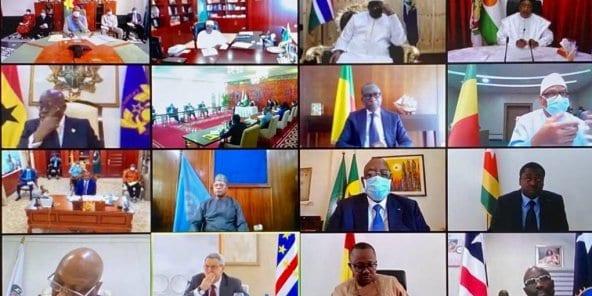 Coronavirus : la Cedeao nomme Muhammadu Buhari « champion » de la lutte contre la pandémie