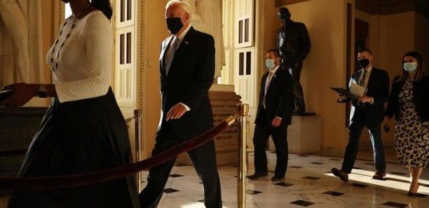 Covid-19 aux États-Unis : la Chambre adopte un projet d'aide de 3 000 milliards de dollars