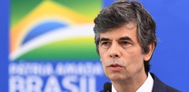 Covid-19 : le Brésil perd un deuxième ministre de la Santé en moins d'un mois