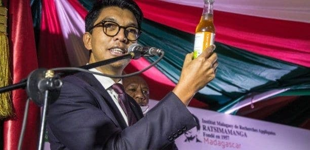 Covid-Organics : «L'Oms signera une clause de confidentialité sur sa formulation» (Andry Rajoelina)