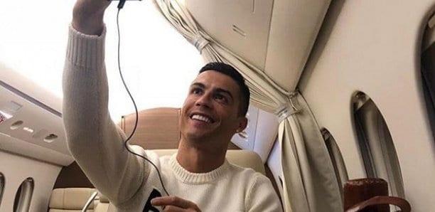 Cristiano Ronaldo de retour à la Juventus après deux mois