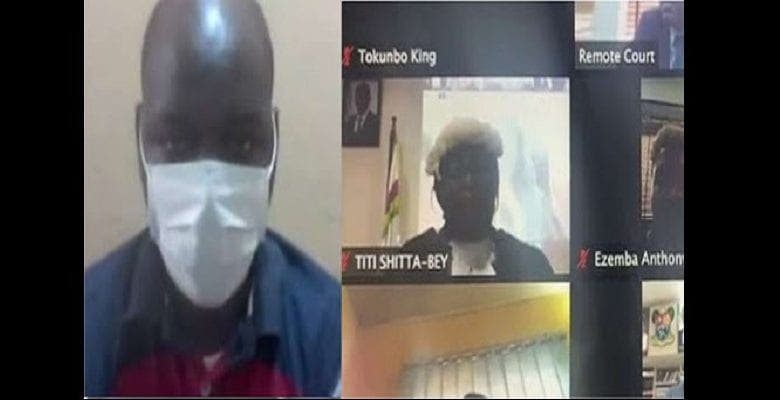 « C'est Cruel et inhumain » : un Nigérian condamné à mort via Zoom