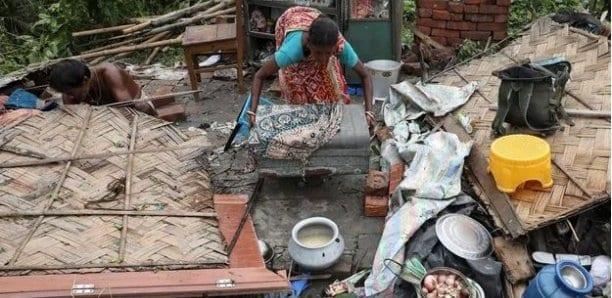 Cyclone Amphan : le bilan passe les 100 morts en Inde et au Bangladesh