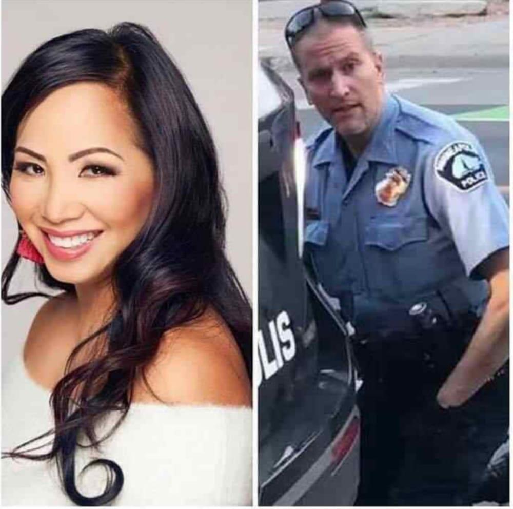 États-Unis: La femme du policier inculpé du meurtre de Georges Floyd demande le divorce
