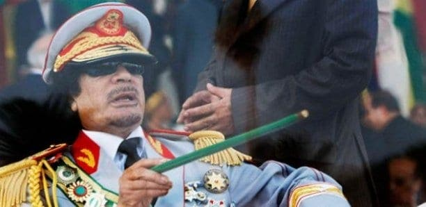 Des propos d'outre-tombe de Mouammar Kadhafi ciblent l'Arabie saoudite