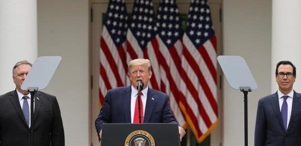 Donald Trump sanctionne la Chine en révoquant le statut spécial de Hong Kong