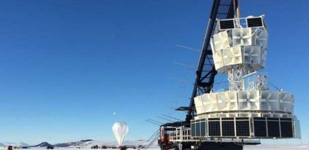 En Antarctique, la Nasa découvre l'indice d'un univers parallèle