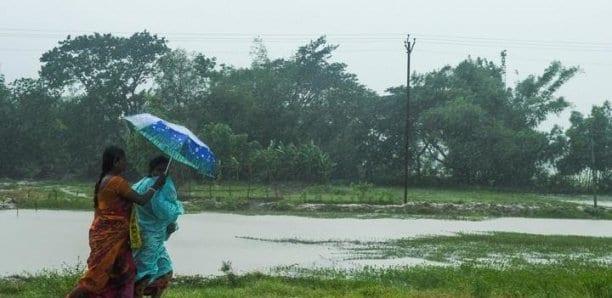 En pleine crise du Covid-19, l'Inde et le Bangladesh frappés par le cyclone Amphan