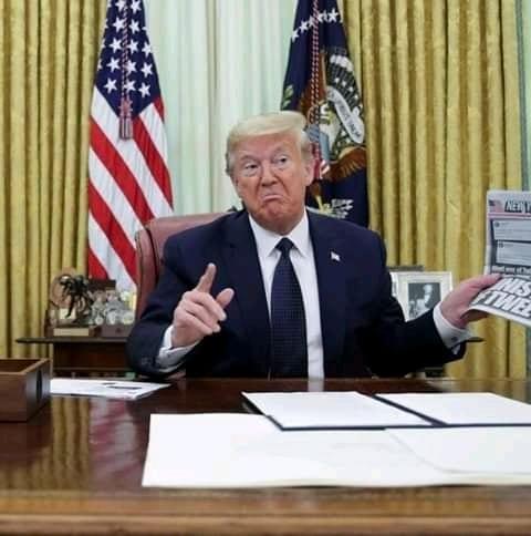 Donald Trump met fin à la relation entre les USA et l'OMS