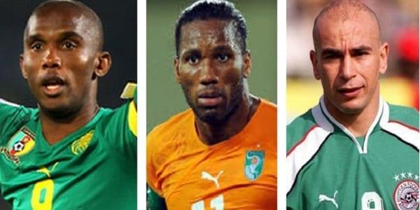 Football: découvrez les meilleurs buteurs africains de l'histoire en sélection nationale